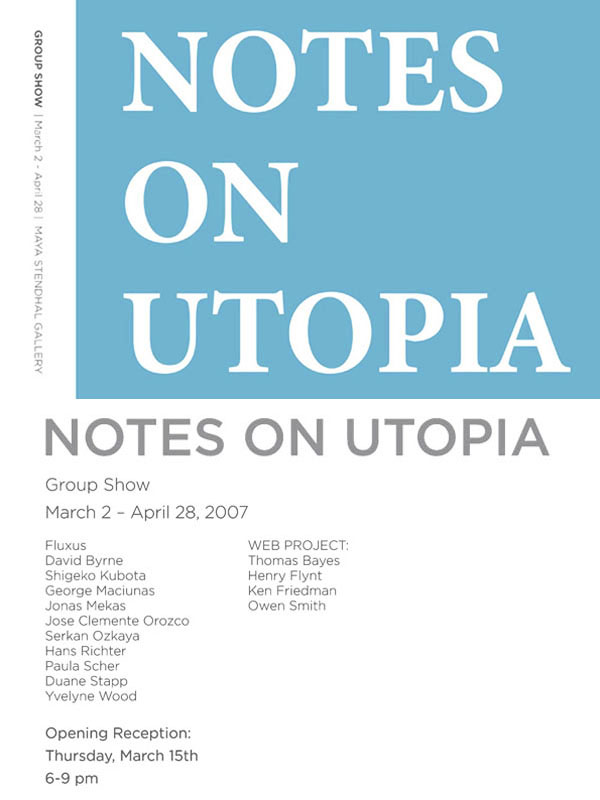 NotesOnUtopia_Invite