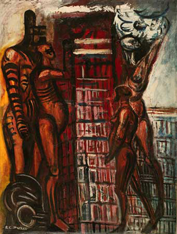 jose clemente orozco  paintings  drawings  graphics